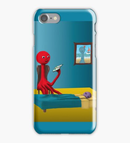 Rennie's Bedtime Story iPhone Case/Skin