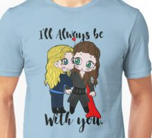 With you. ♥ Unisex T-Shirt
