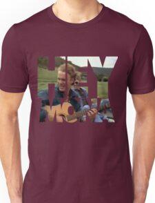 Hey Mona Unisex T-Shirt