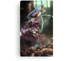 JInx - League Of Legends Canvas Print