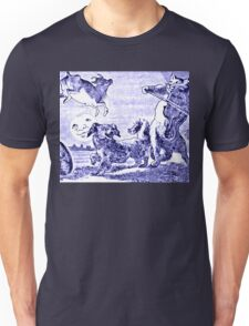 Hey Diddle Diddle The Cat And The Fiddle Unisex T-Shirt