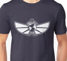 Smallville Flight School Unisex T-Shirt