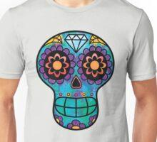 Sugarskull Paint Unisex T-Shirt