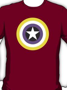 Pride Shields - Nonbinary v1.2 T-Shirt