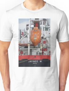 The Lifeboat, Jaynee W Unisex T-Shirt