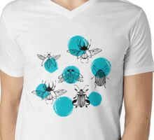 Exotic beetles Mens V-Neck T-Shirt