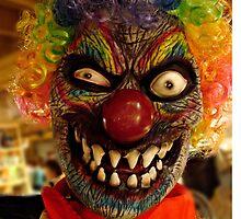 """Clowning Around"" by Gail Jones"