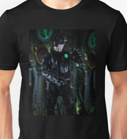 Mr Borg I Presume Unisex T-Shirt