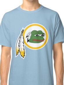 Redskins pepe Classic T-Shirt