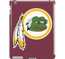 Redskins pepe iPad Case/Skin
