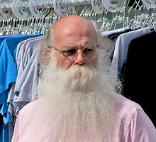 Summer Time Santa by phil decocco