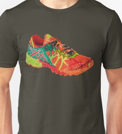 Old Woman Who Lived in a Shoe Unisex T-Shirt
