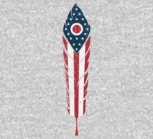 Ohio Feather by Patrick Brickman