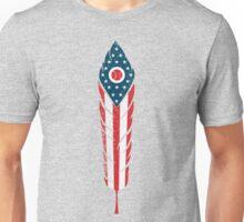 Ohio Feather Unisex T-Shirt