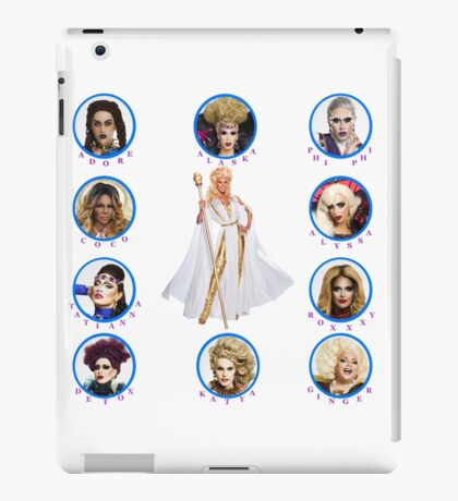 All Stars 2 iPad Case/Skin