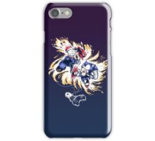 16 Bit Battle iPhone Case/Skin