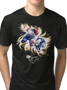 16 Bit Battle Tri-blend T-Shirt