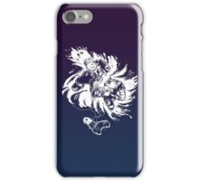 16 Bit Battle (1 Colour) iPhone Case/Skin
