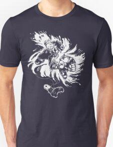 16 Bit Battle (1 Colour) Unisex T-Shirt