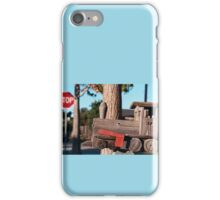 Mail Stop iPhone Case/Skin
