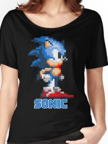 Sonic the Hedgehog 16 bit Women's Relaxed Fit T-Shirt