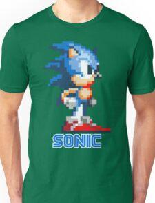 Sonic the Hedgehog 16 bit Unisex T-Shirt