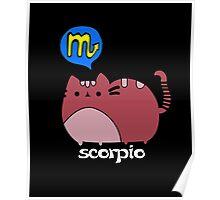 Scorpio T-shirt Poster