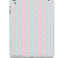 Playstation Buttons - Coloured on White iPad Case/Skin