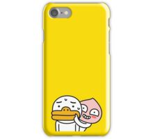 KakaoTalk Friends Tube & Apeach iPhone Case/Skin