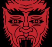 Los Diablos Club de Boxeo Sticker