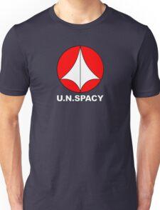 Robotech Macross U.N. Spacy Unisex T-Shirt
