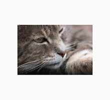 Close-up of tabby cat Unisex T-Shirt