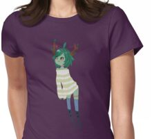 Huntress Wizard Womens Fitted T-Shirt