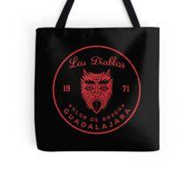 Los Diablos Club de Boxeo - distressed design Tote Bag