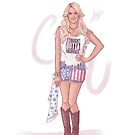Carrie Underwood by MargaHG