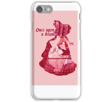 Once Upon a Dream - Pink iPhone Case/Skin