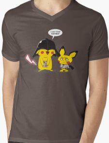 PikaVader Strikes Back! Mens V-Neck T-Shirt
