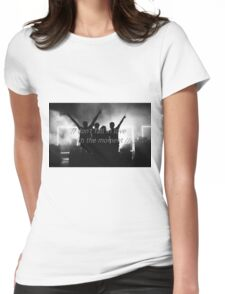 the 1975 she's american Womens Fitted T-Shirt