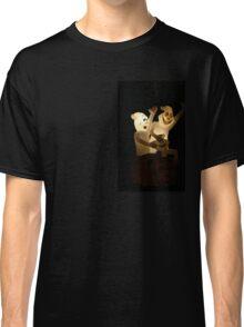 """Friendly Spooks"" Classic T-Shirt"