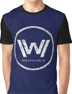 Westworld - everything can happen (rusted version) Graphic T-Shirt