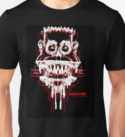 Kamastro 2 crasy coulor drawing Unisex T-Shirt