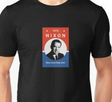 Nixon - Now More Than Ever - Vintage Election T-Shirt Unisex T-Shirt