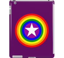 Pride Shields - Rainbow iPad Case/Skin