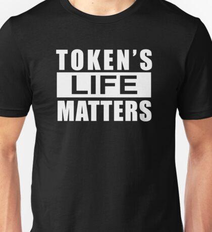Token's Life Matters – Cartman, South Park Unisex T-Shirt