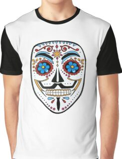 Mexican V Graphic T-Shirt