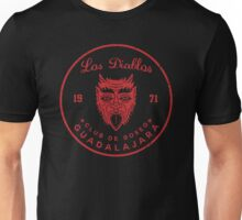 Los Diablos Club de Boxeo - distressed design Unisex T-Shirt