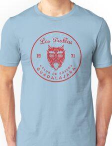 Los Diablos Club de Boxeo - distressed design Unisex T-Shirt