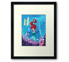 Part of your World Framed Print