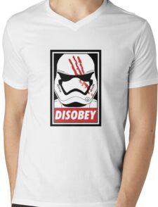Disobey SW! Mens V-Neck T-Shirt