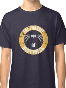 The Pursuit of Hoppiness Beer T-Shirt Classic T-Shirt